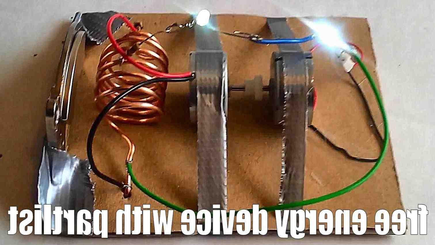 Comment produire de l'électricité gratuitement ?